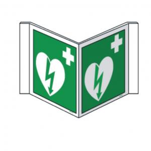 AED pictogram panoramischl